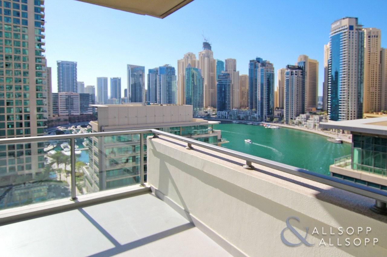 New Price | 3 Bed + Study | Marina Views