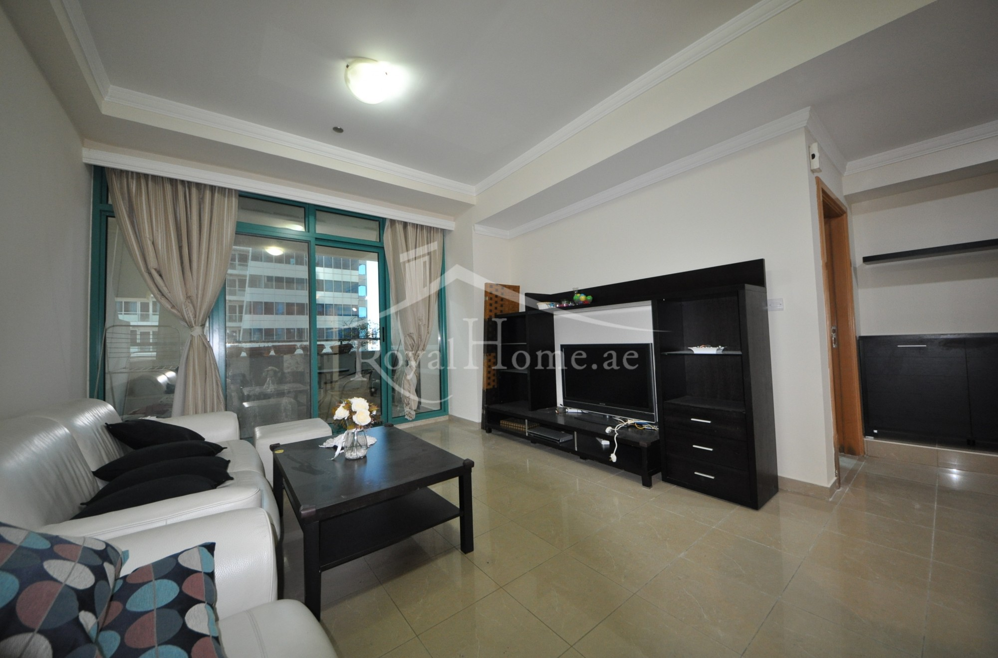 FULLY Furnished | Excellent 1BR in Marina Crown