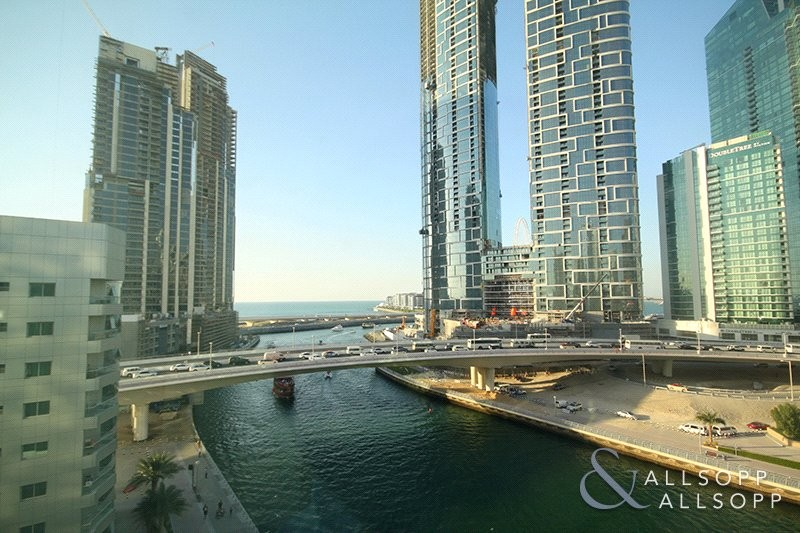 Two Beds | Marina Views |  Available Now