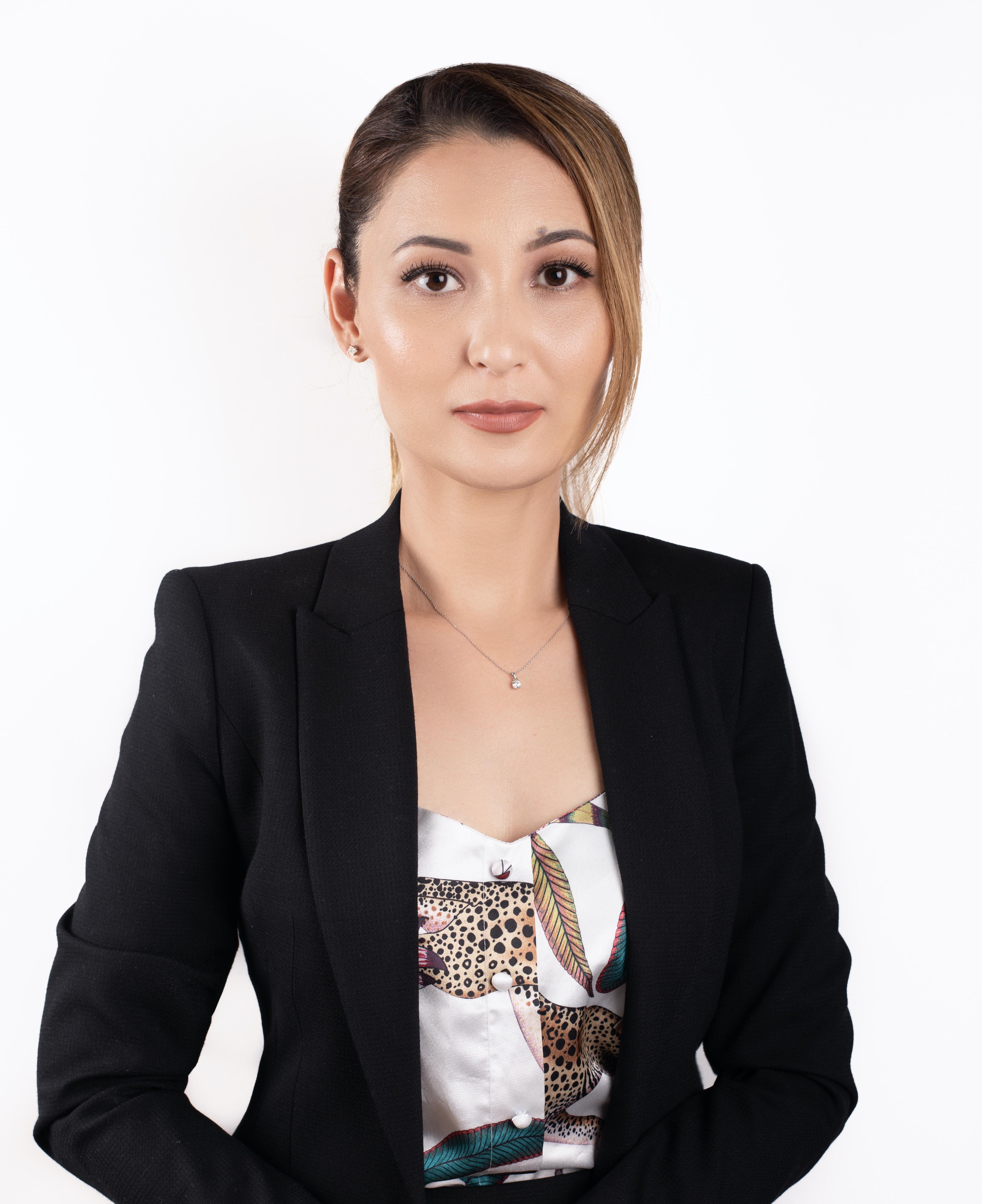 Maysa Yagmurova
