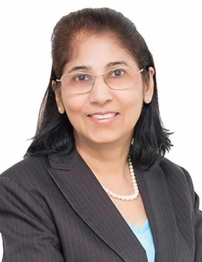 Anita Sabharwal