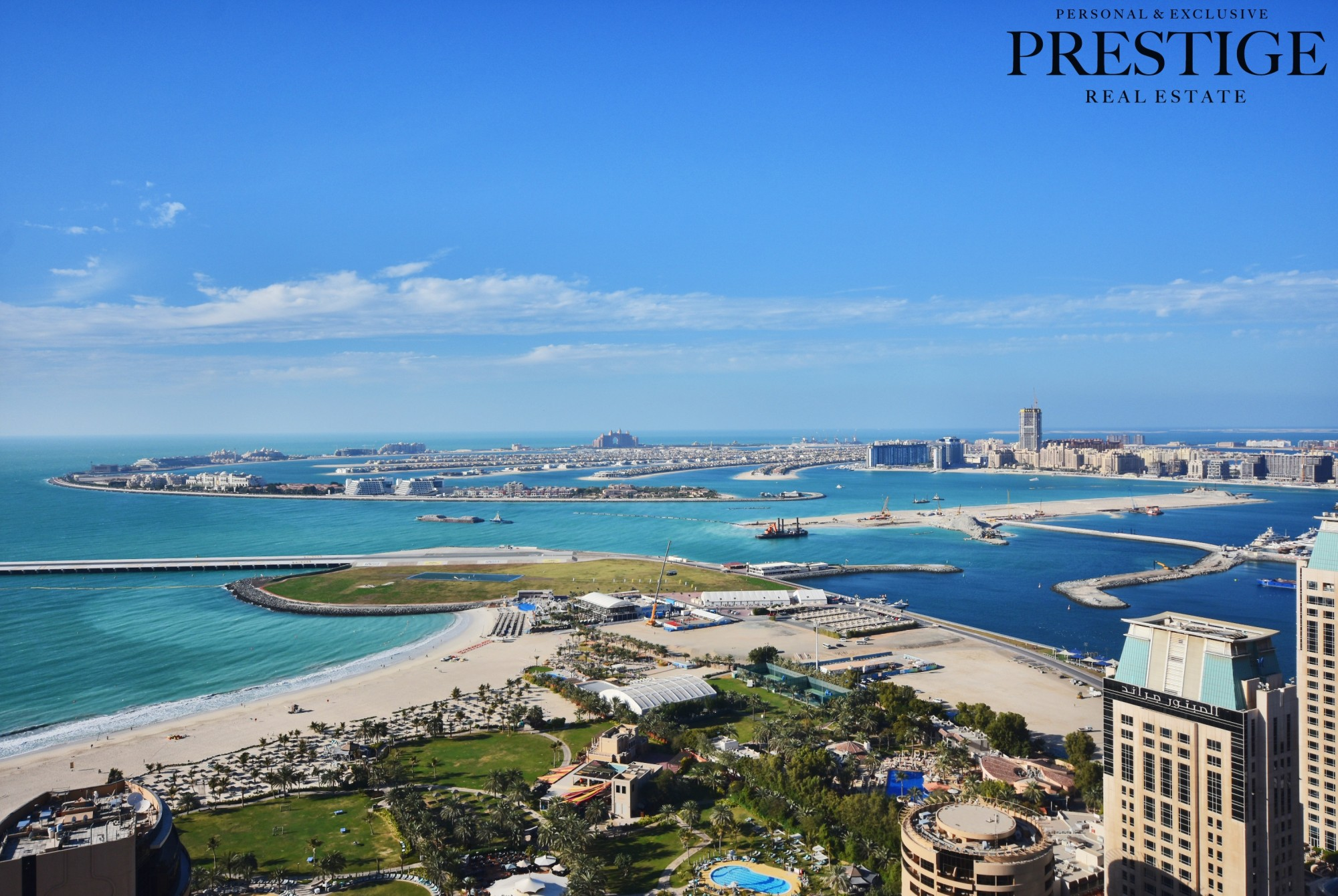 3 Bed |Sea View| Trident Grand Residence | 2 Parking
