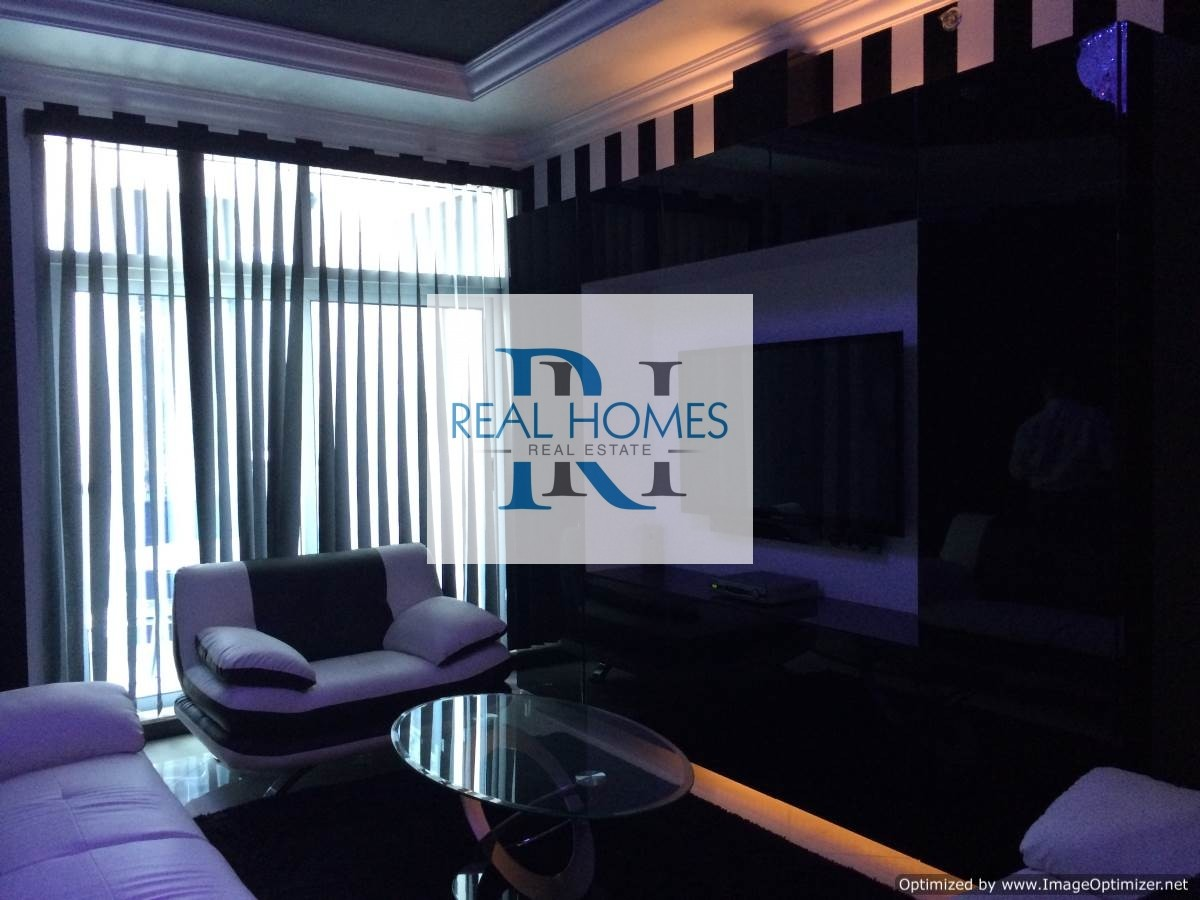8% ROI!  2 Bedroom with Balcony | Furnished Apartment! Partial Sea View