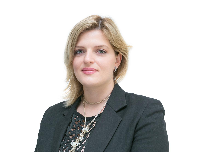 Olga Shevkolovych