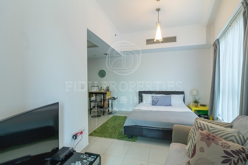 Fully furnished | Vacant | Balcony | Pool View