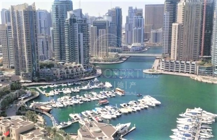 Marina View | Chiller Free | High Floor