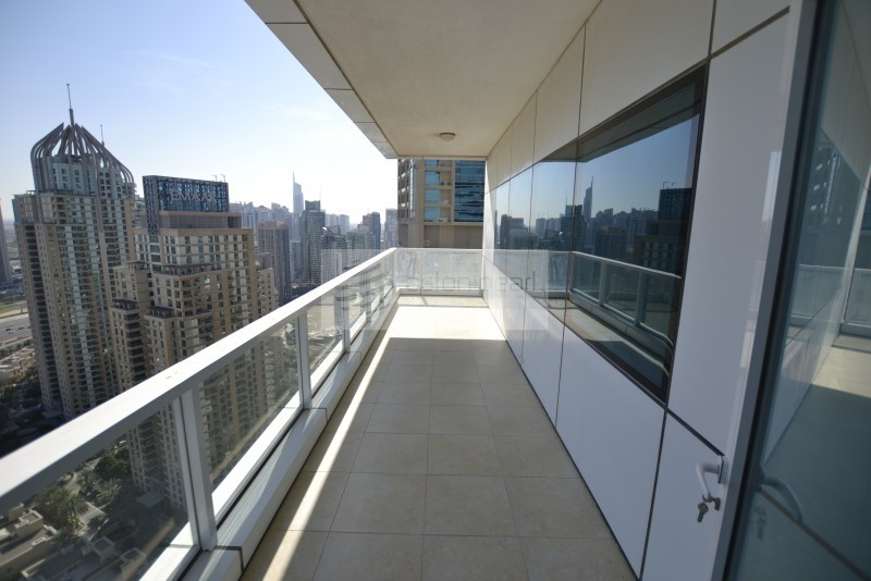Chiller Free | Big Size 2BR | Full Marina View