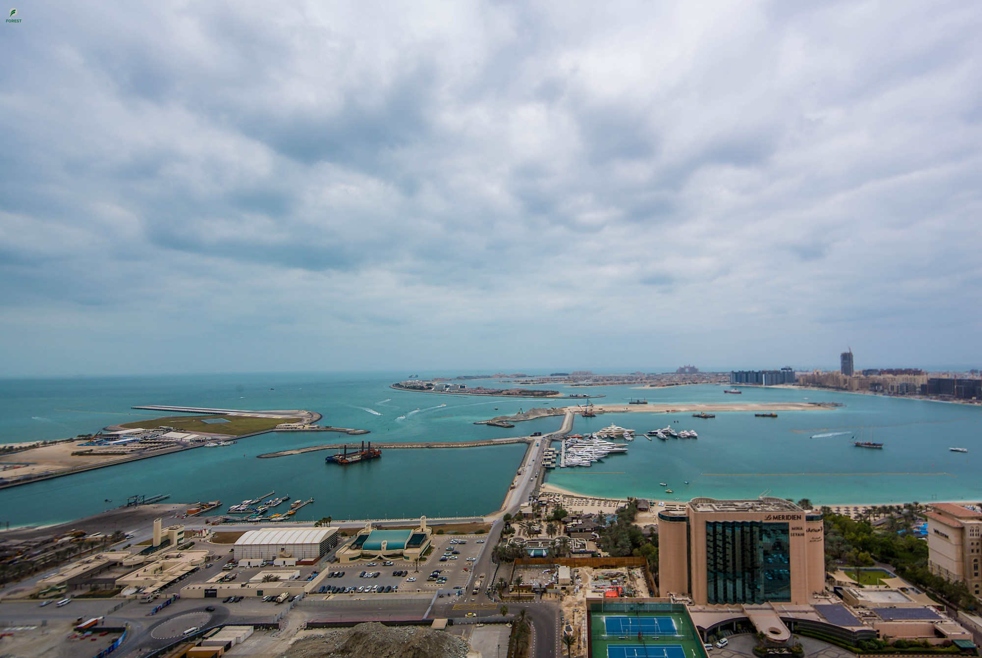 Amazing Sea View | Spacious and Vacant 3BR