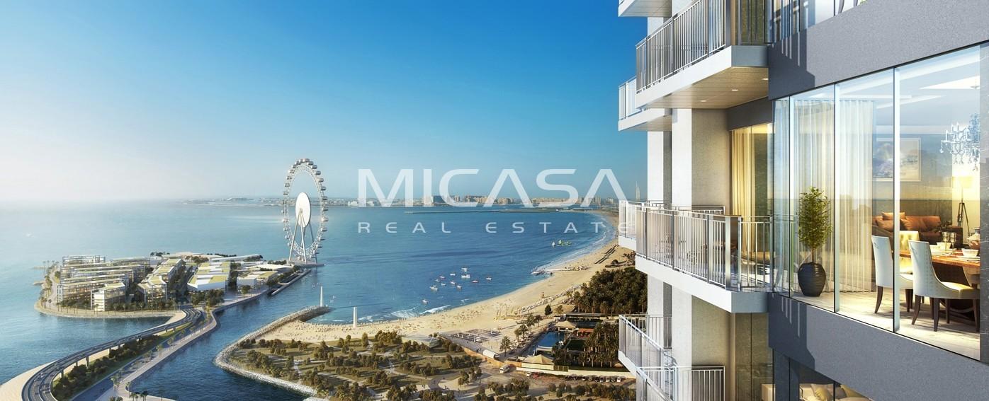 Sea View || Exclusive || Mid floor