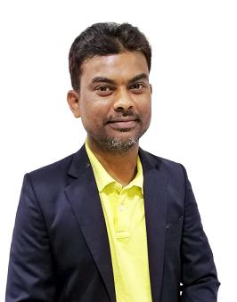 Syed Mubarak Alam