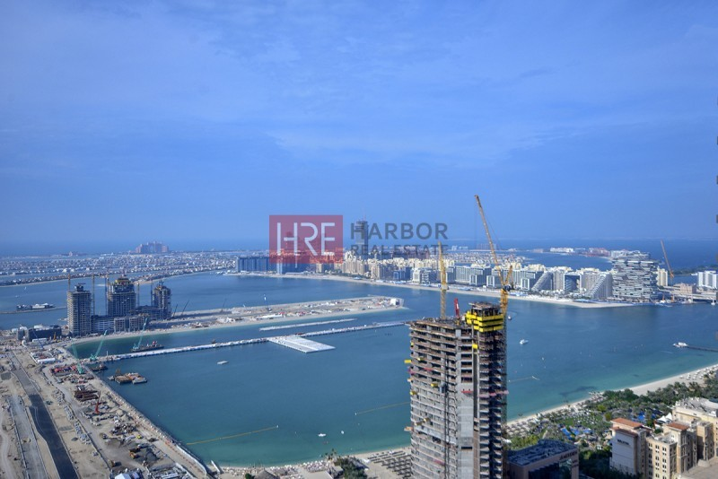 High Floor 2BR Apartment in Marina Princess Tower