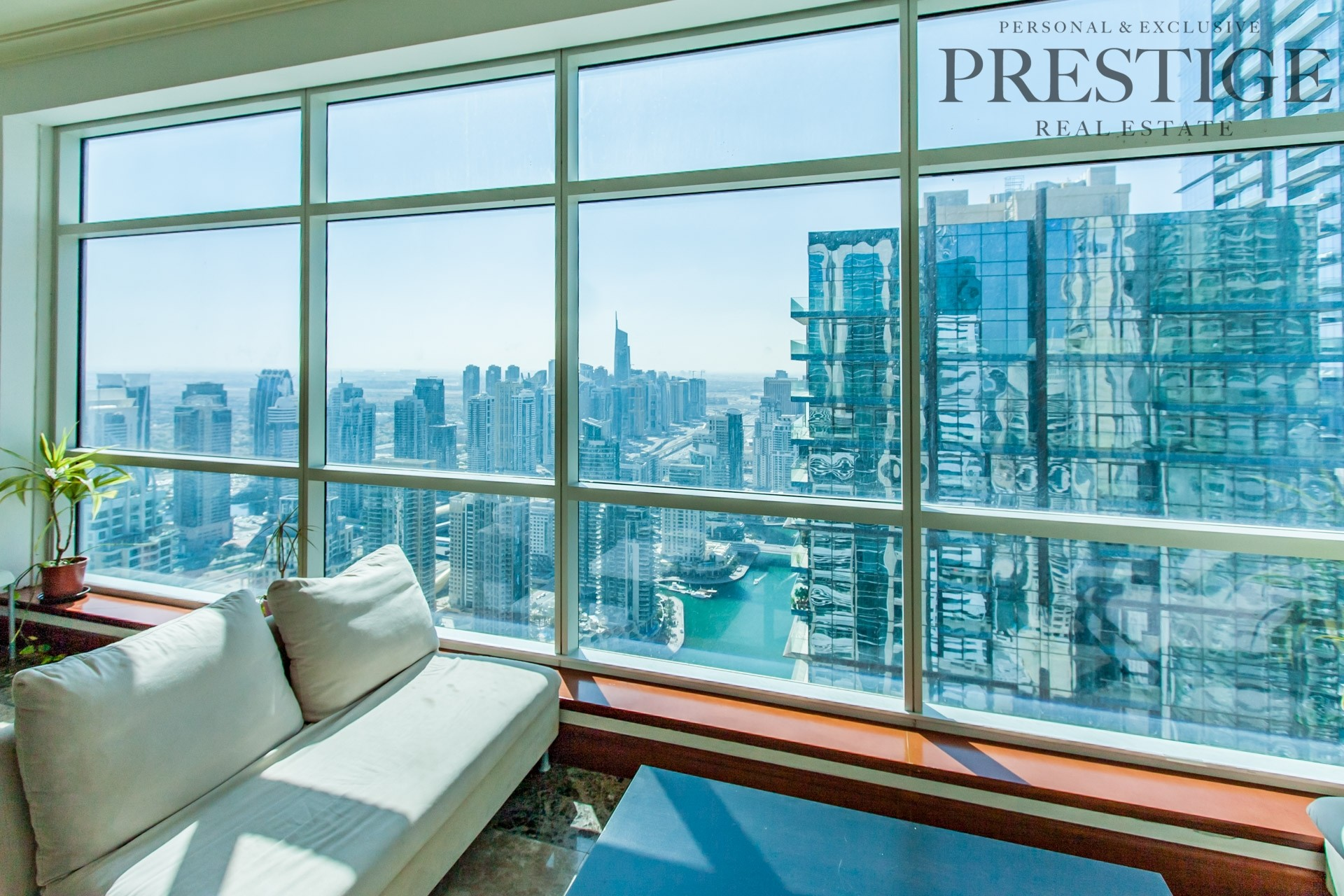 Penthouse | Marina Heights  | 5 Bed