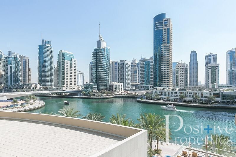 Stunning Marina View | 1 BR Apt | Dubai Marina