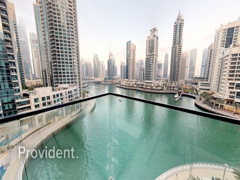 Brand New Tower|Full Marina View|Handover on June