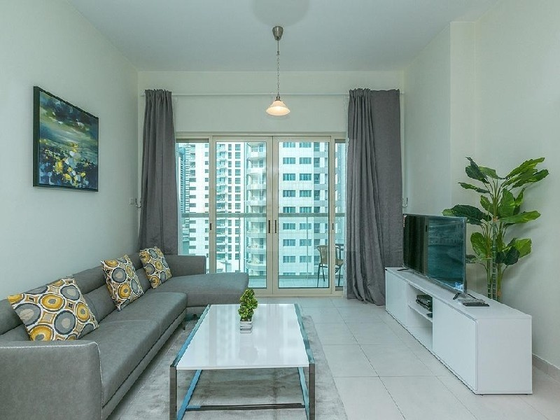 Marina View | Beautiful | Well Maintained |1BR