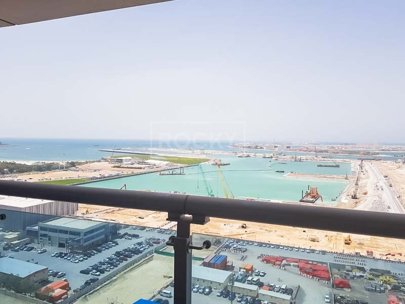 Furnished Apartment Full Sea View Princess Tower
