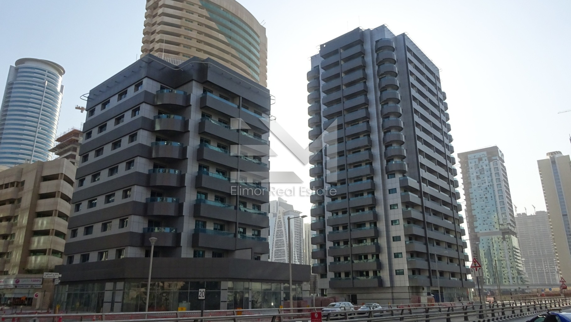 Spacious 1 BR Apt Dubai Marina close to metro