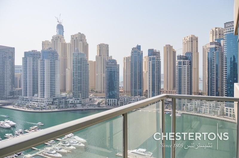 Panoramic Marina view | Modern kitchen |