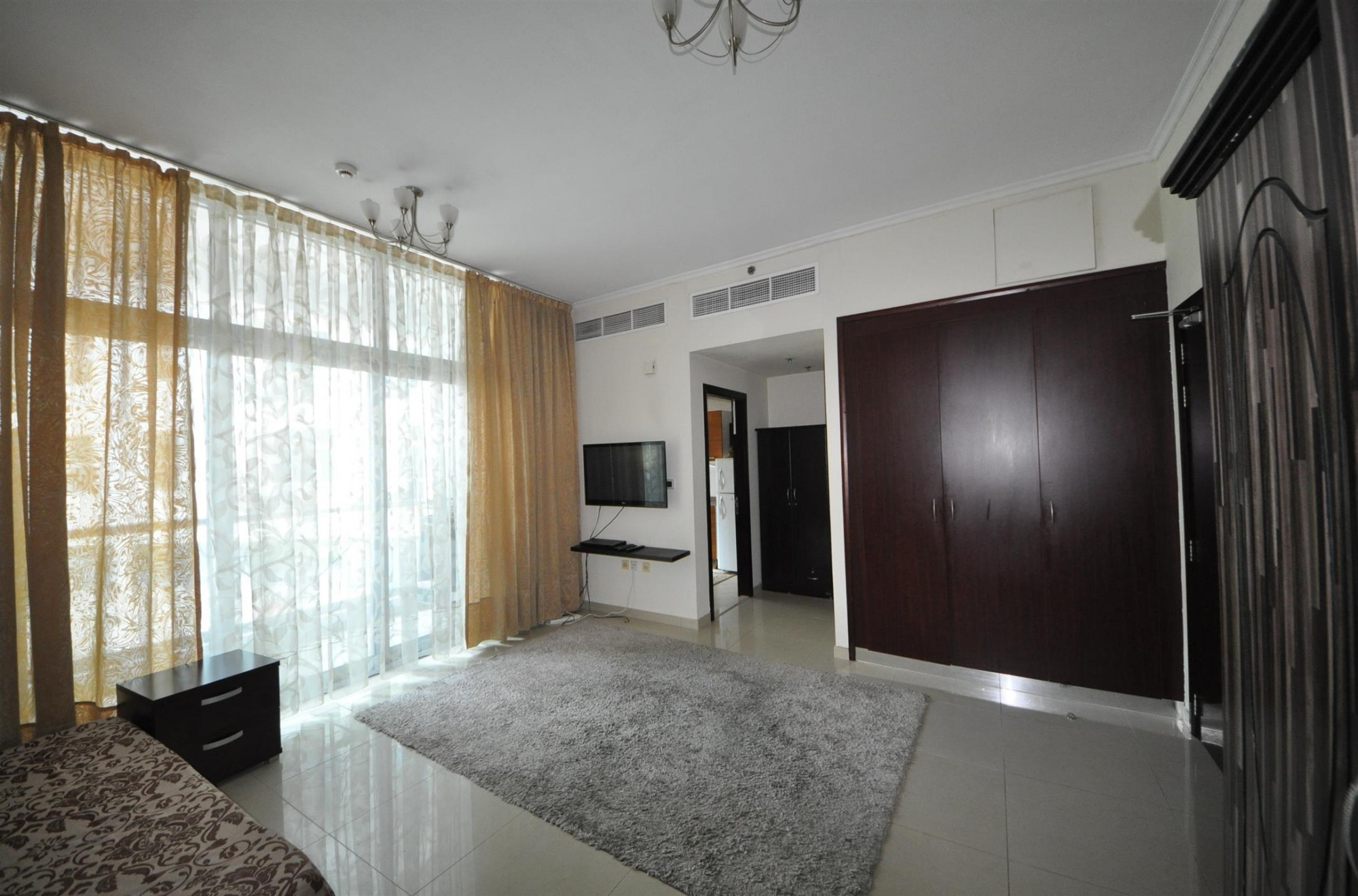 Studio | Fully furnished apartment in DEC Tower