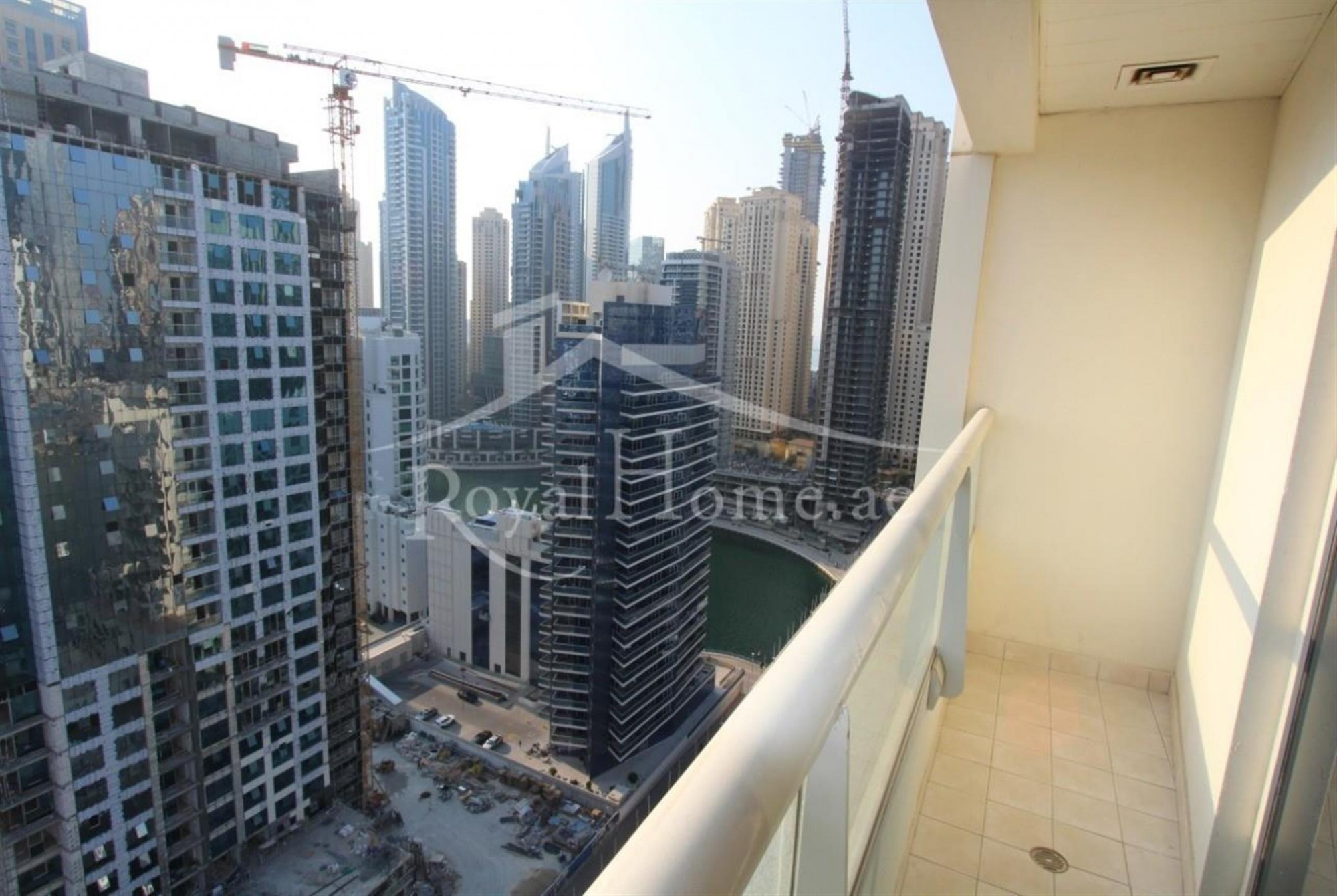 2BR Furnished with Marina View | Near Metro