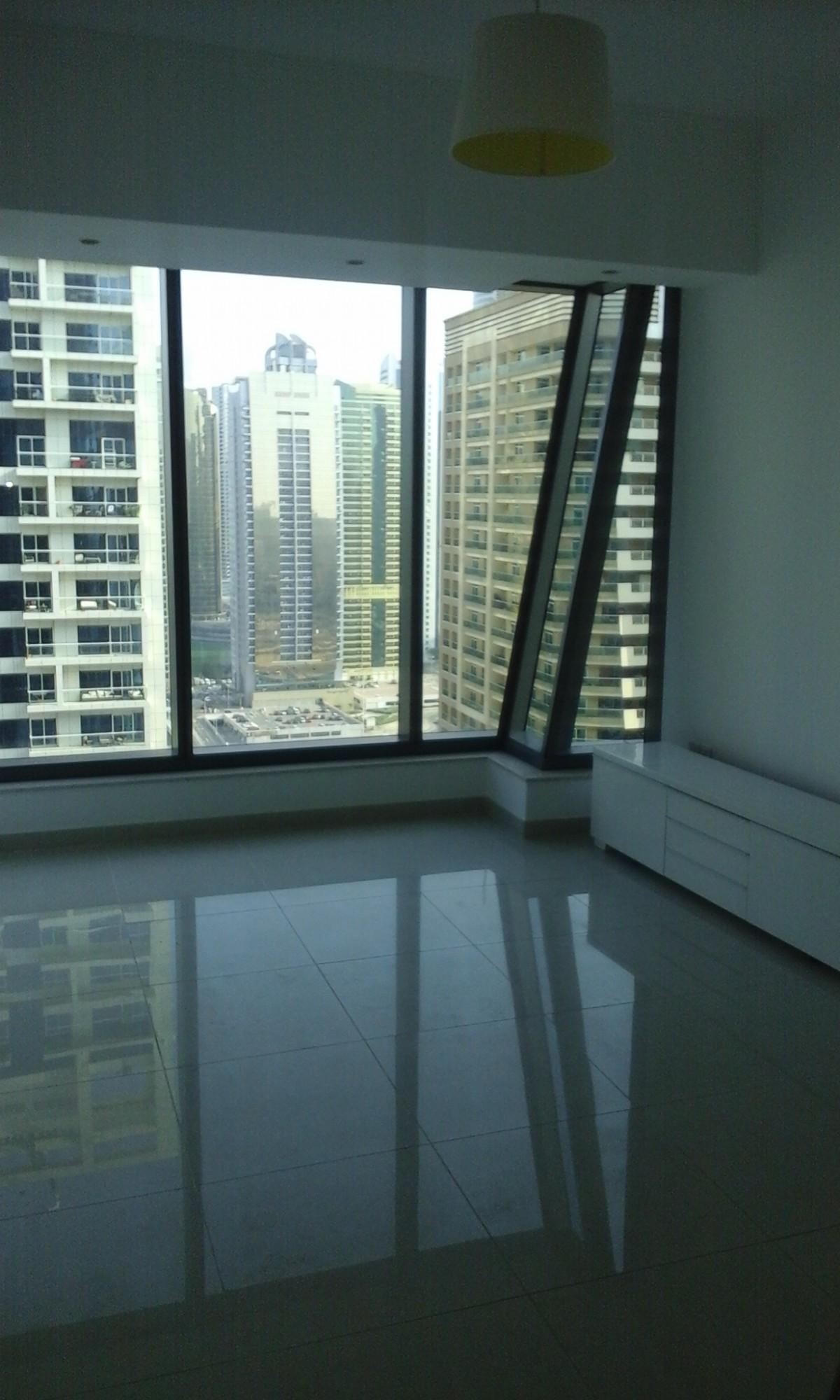 1 Bhk Apt For Rent in Silverene Tower,Dubai Marina
