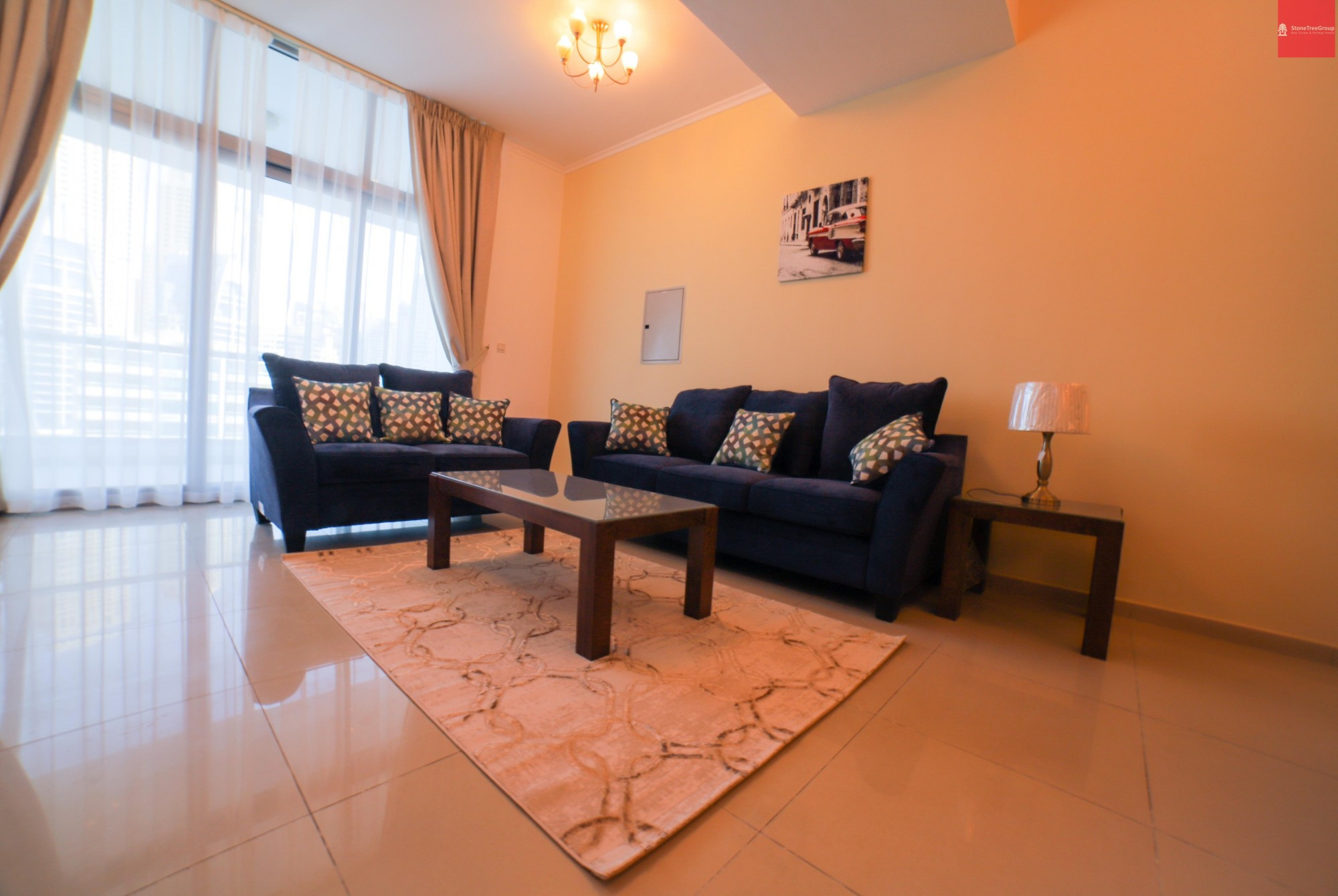 Pay Monthly   2 BR in DEC Tower 2   FREE CANCELLATION