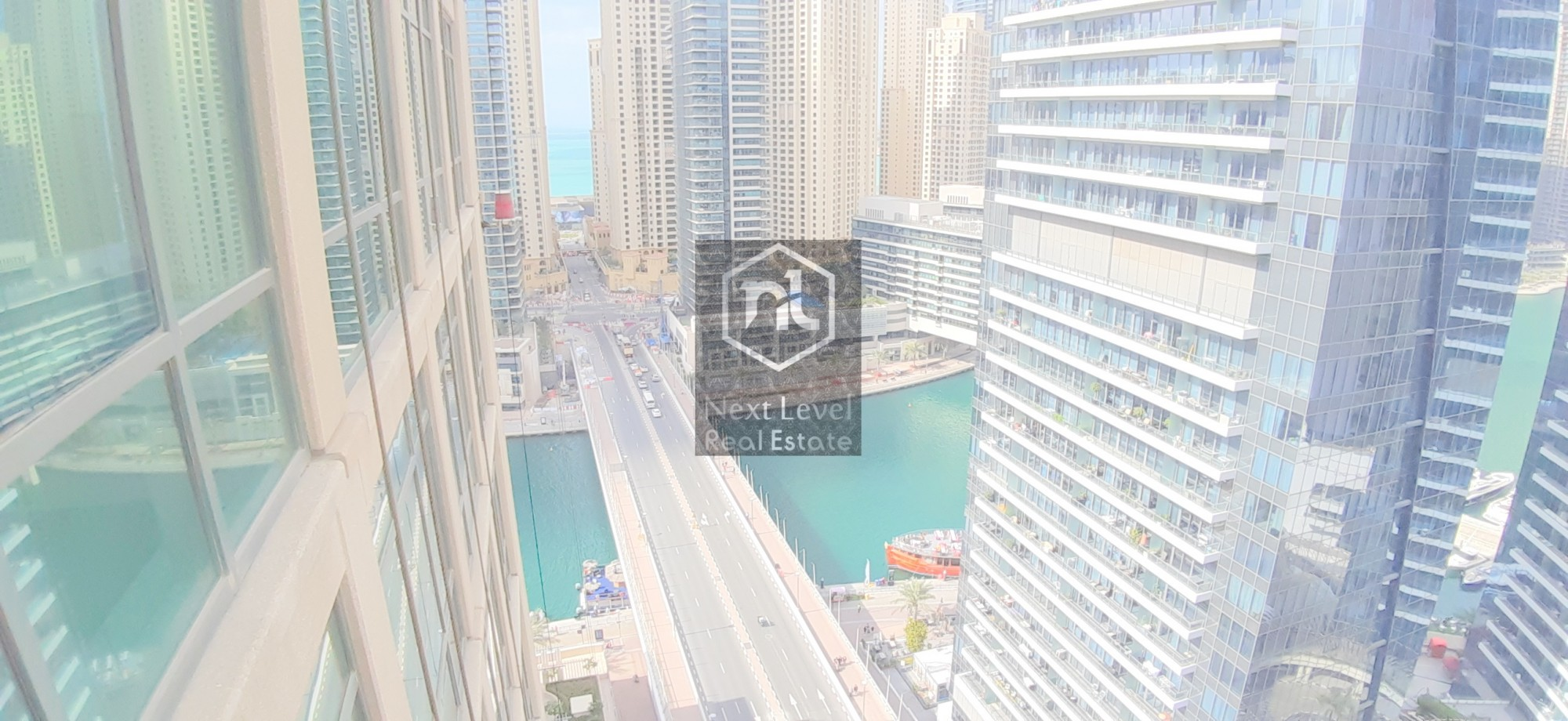 UPGRADED TWO BED ROOM WITH MAID IN AL MAJARA 1-DUBAI MARINA