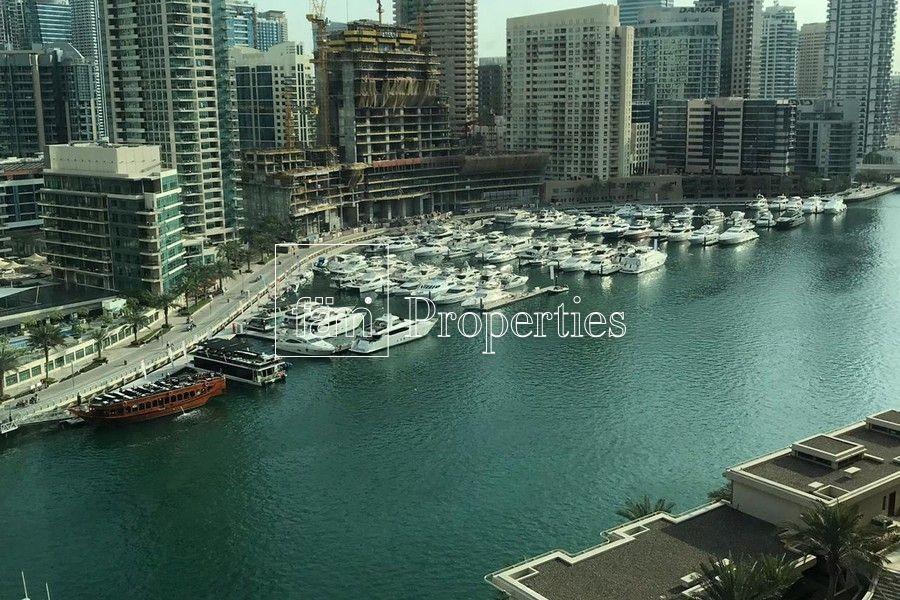 Mid Floor   Vacant   Full Marina View   80K