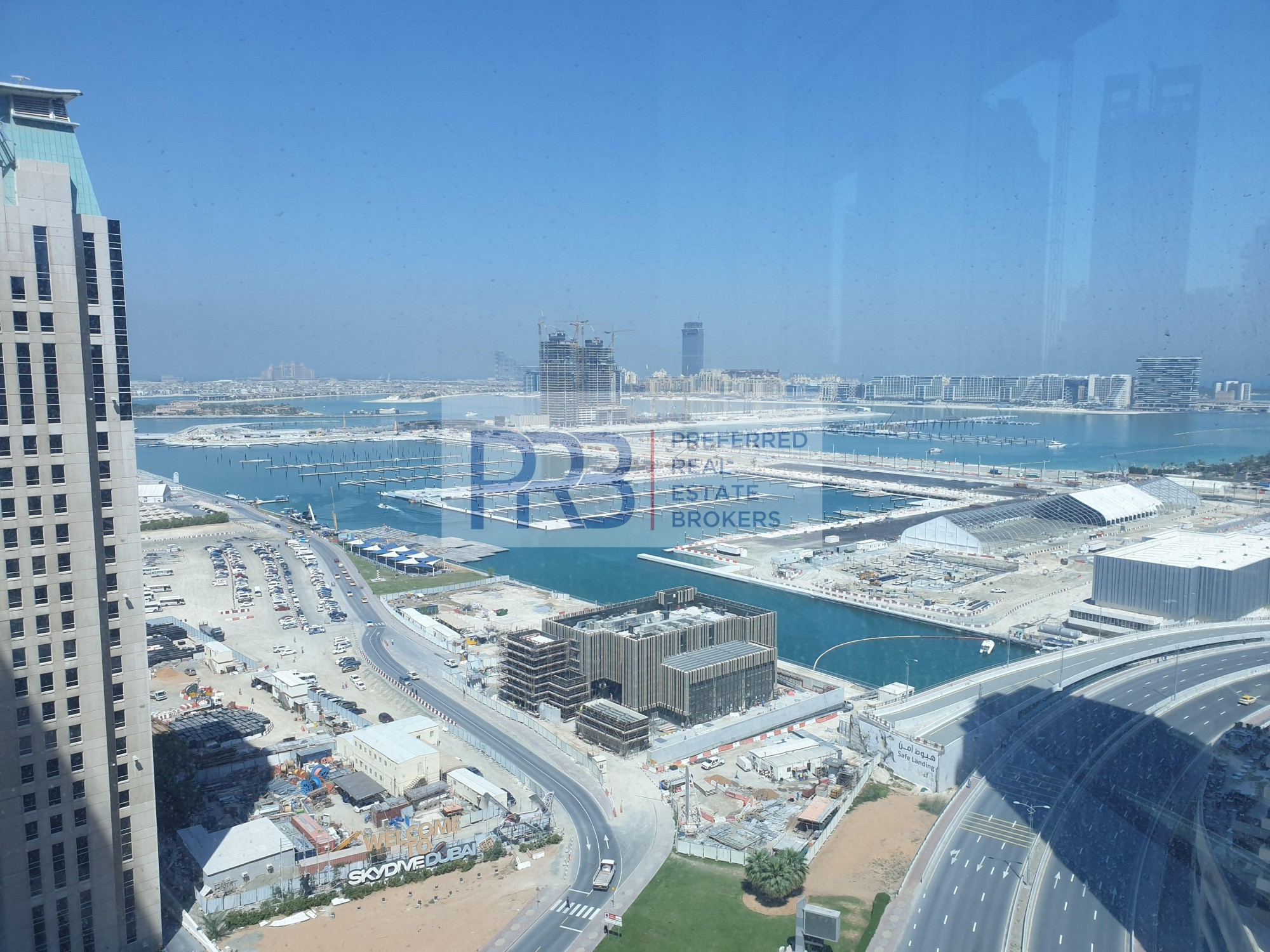 Amazing  Sea View/ , 1 Br in Botanica Tower for Rent