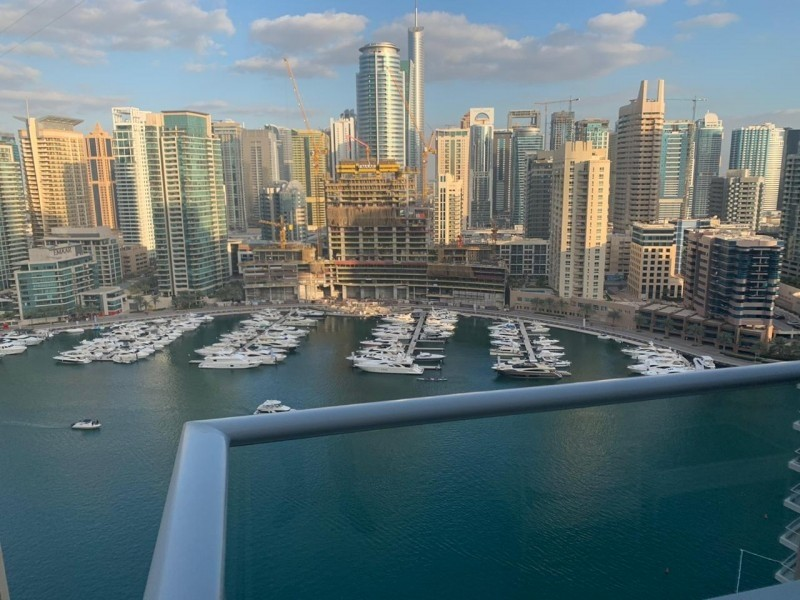 EXCLUSIVE   REAL LISTING   FULL MARINA VIEW   QUICK SALE