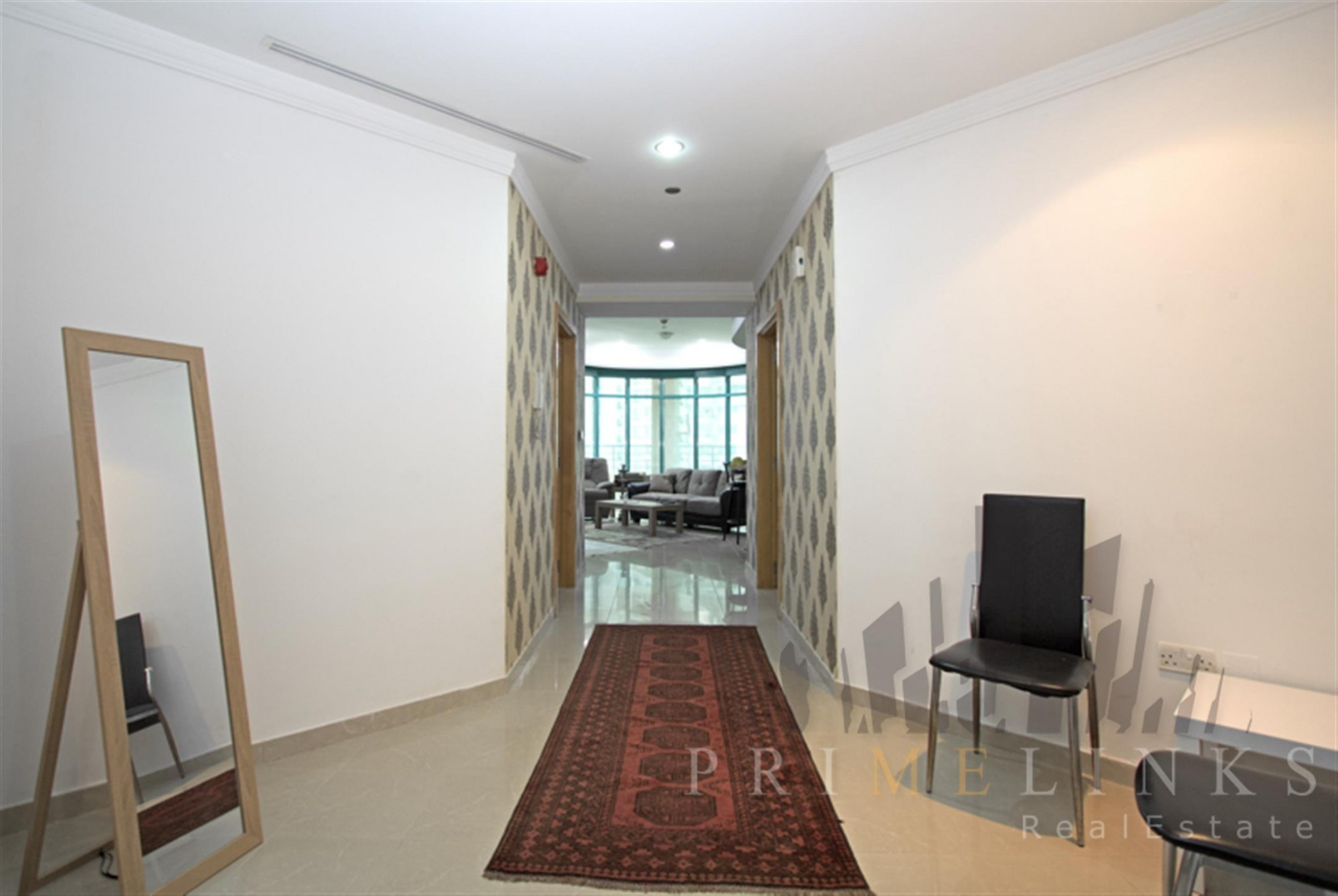 Two  Bedrooms  Fully Furnished High Floor with Balcony