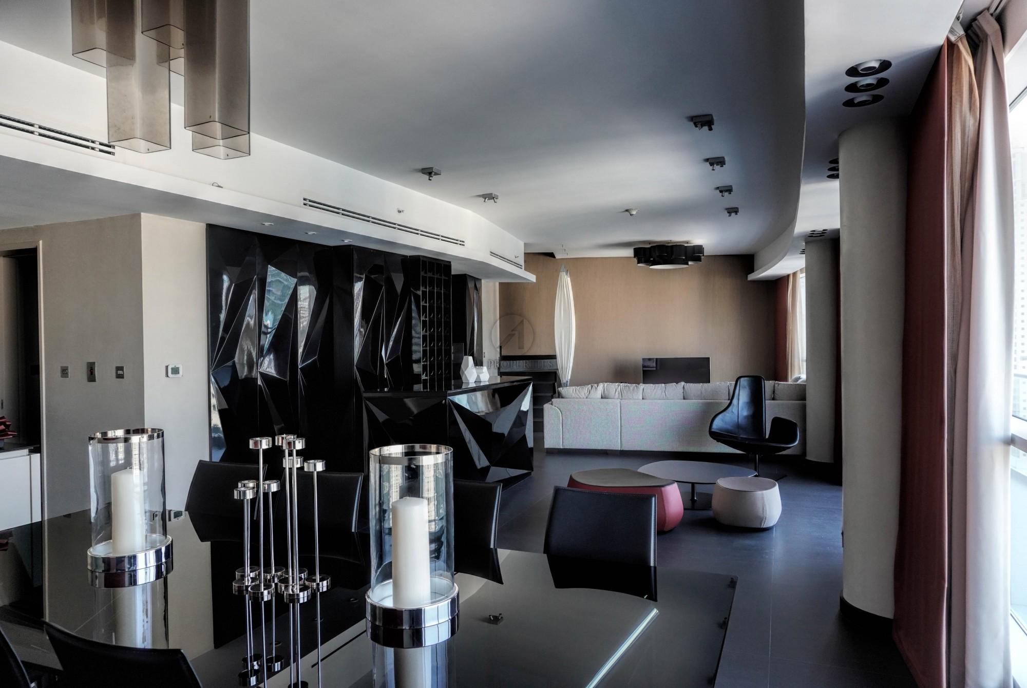 Luxury Penthouse Full Marina View  Furnished