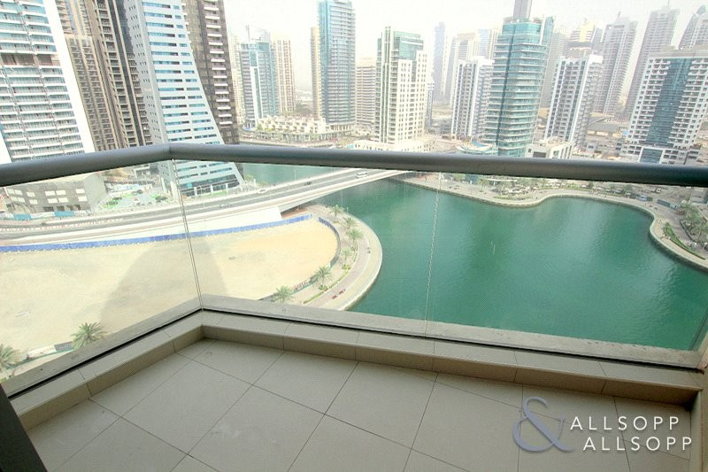 1 Month Free | 2 Bed | Marina View | Unfurnished