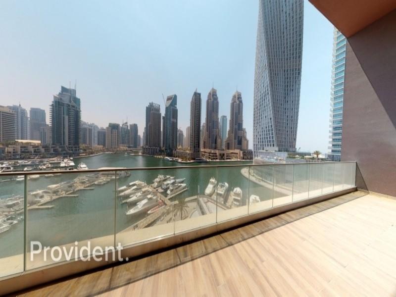 Sophisticated 4 B/R Duplex Villa|Full Marina View