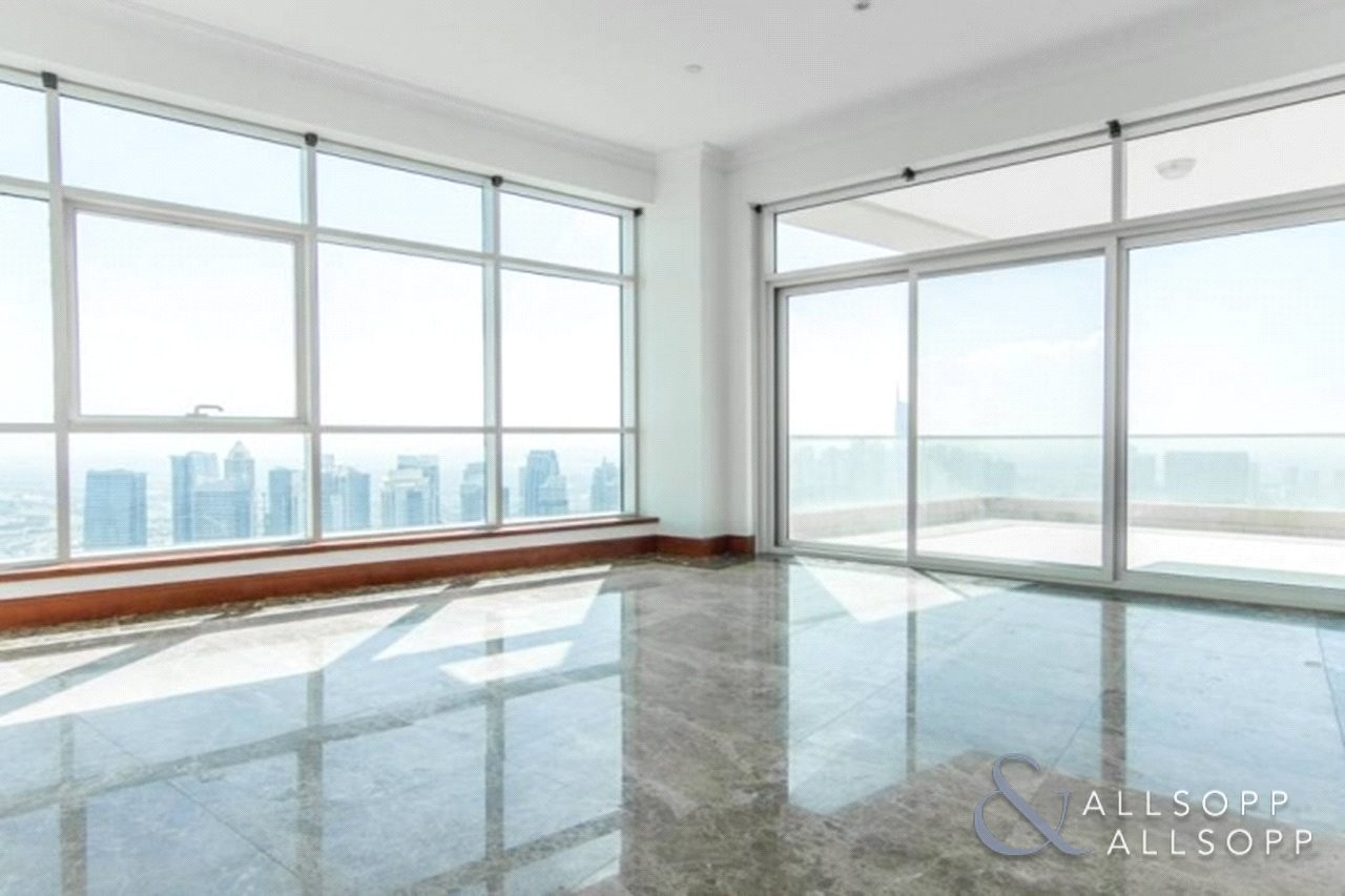 Five Bedroom | High Floor | Stunning Views