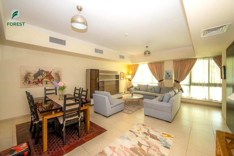 Exclusive Fully Furnished 2 Bedrooms | Vacant