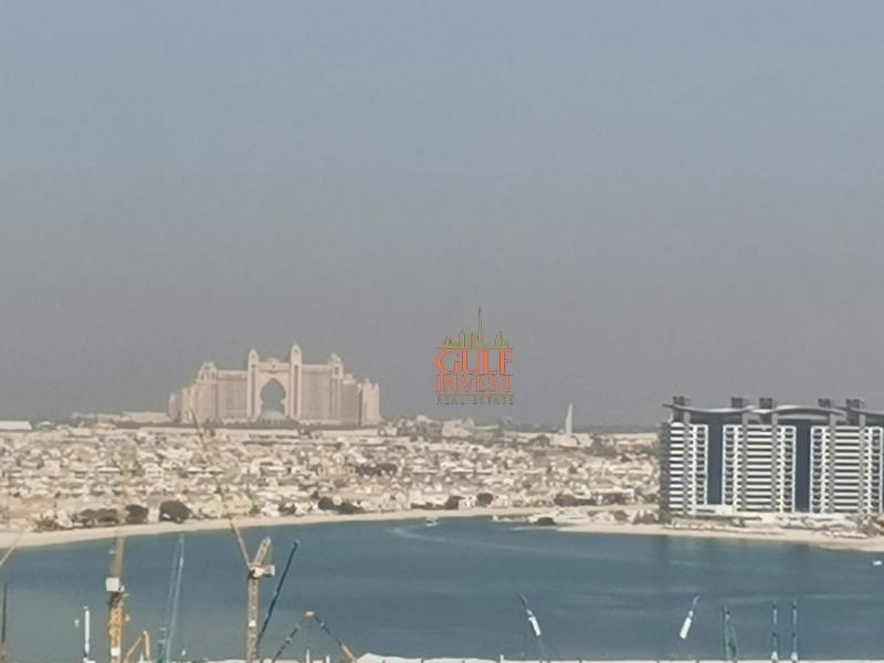 BEAUTIFUL 2 BR APT + MAIDS ROOM/DUBAI AYE  AND  ATLANTIS VIEW
