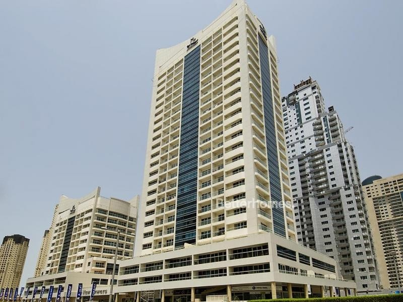 High Floor | Marina View | Unfurnished | Balcony