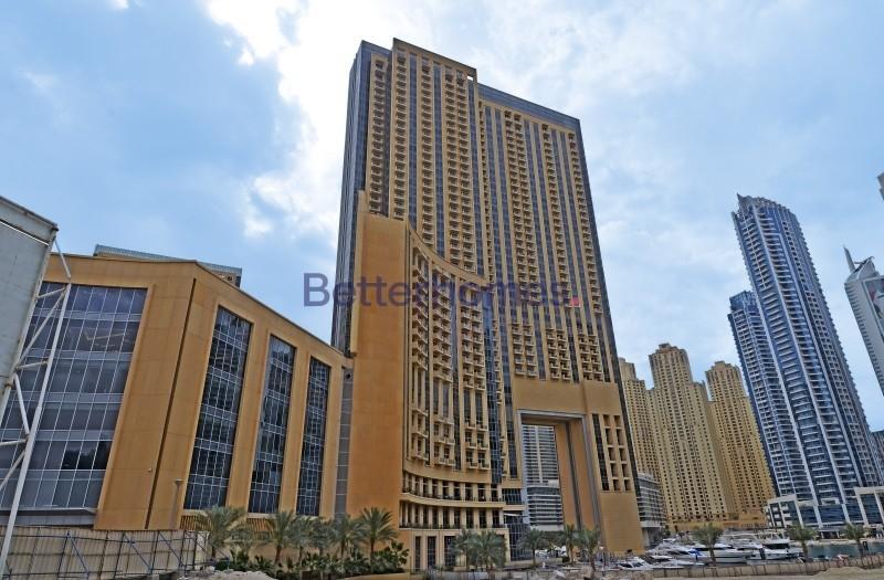 Marina View | High Floor | Furnished | Near Mall | Metro