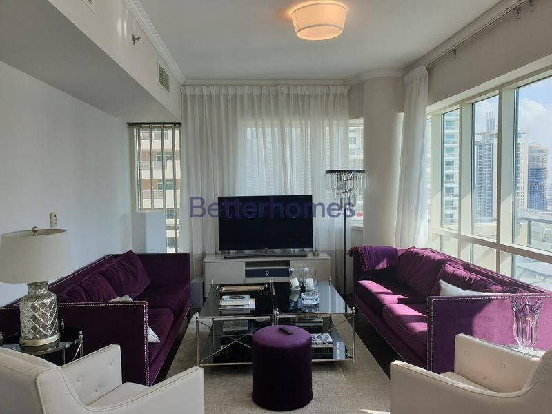 Fully Furnished | Marina View | AC Free