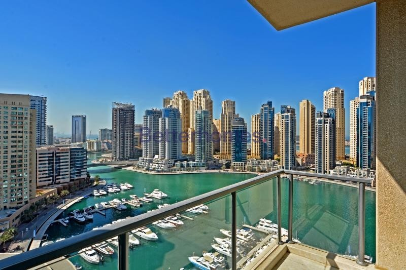 Marina View | Chiller Free | Study | Emaar
