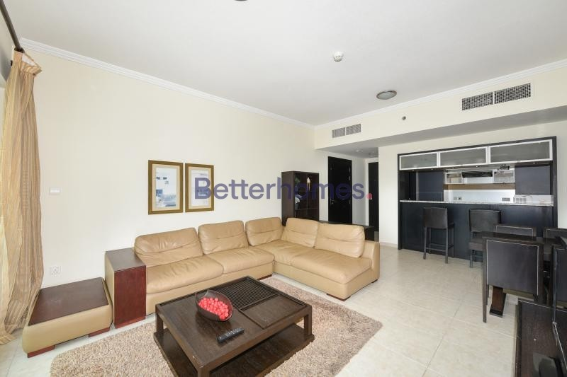 Fully Furnished | Mid Floor | Equipped Kitchen