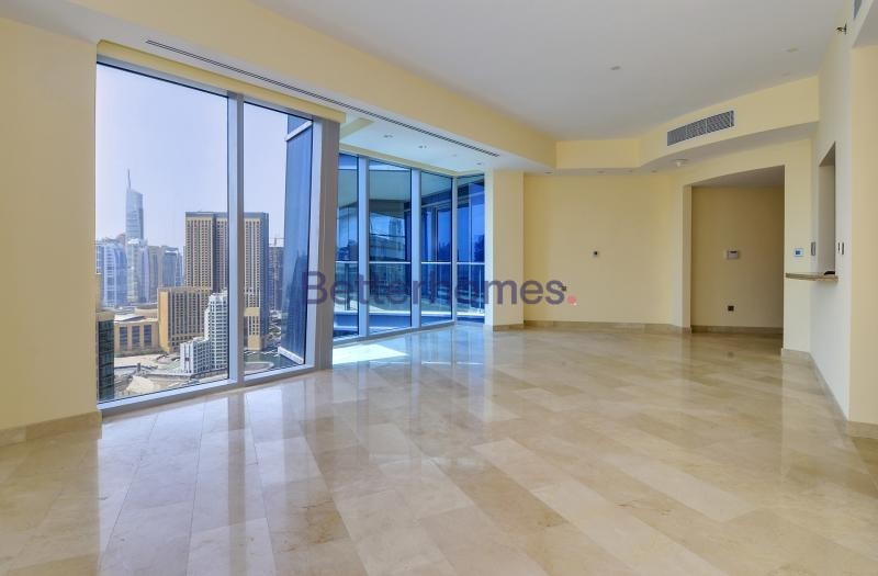 Bright | Spacious | Unfurnished | Upcoming