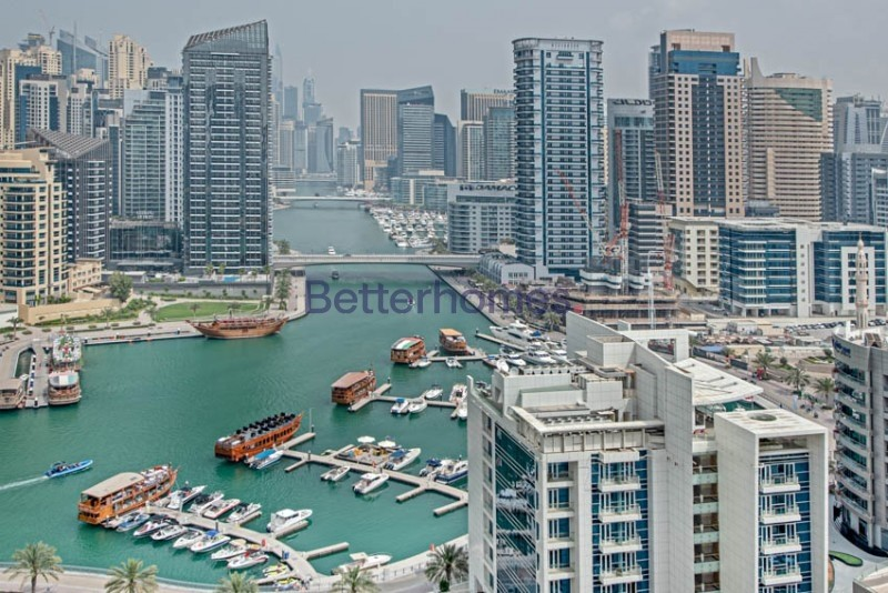 Fully Furnished   Marina View   Chiller Free