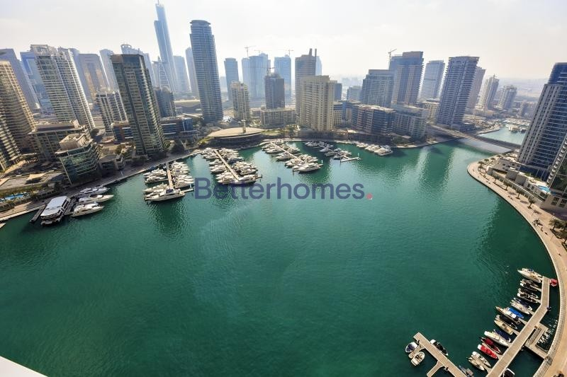 Marina View | High Floor | Furnished | With Study