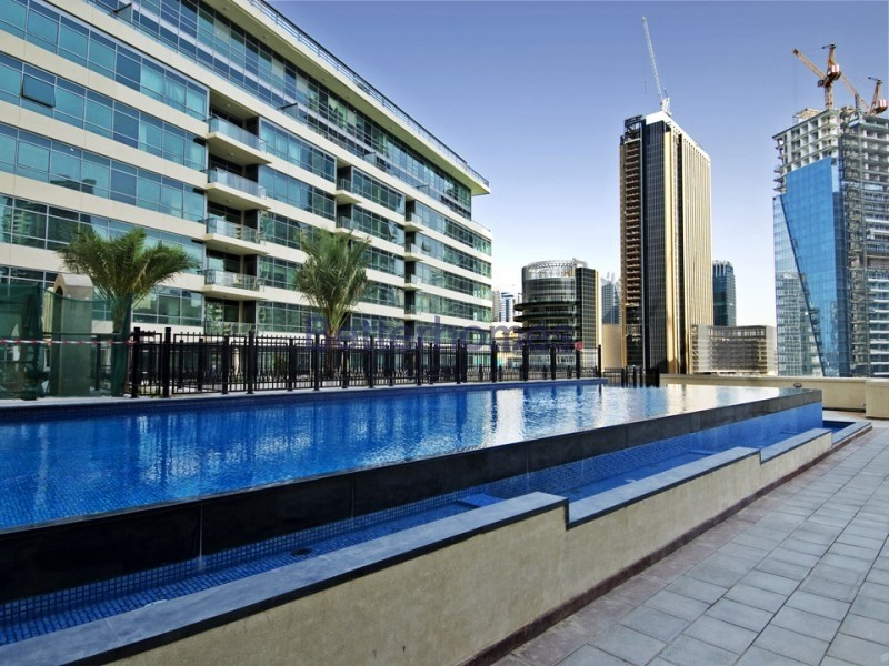 Great Quality | Chiller Free | Unfurnished | Emaar