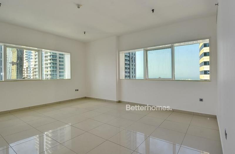 High Floor|with Partial Sea view |Rented