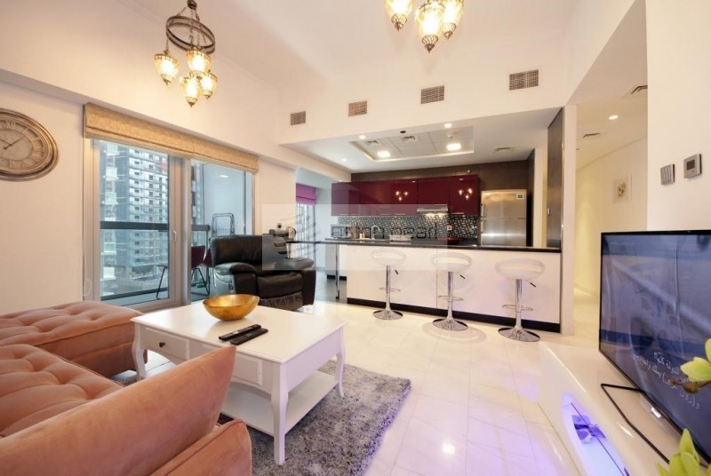 Beautiful Fully Furnished | 2BR | Ready to Move in