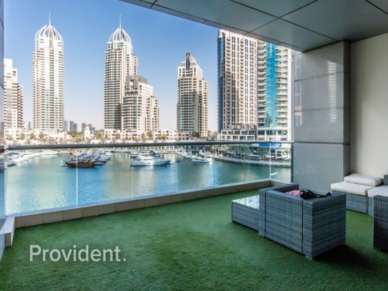 The Best View of Marina | Upgraded Large Terrace