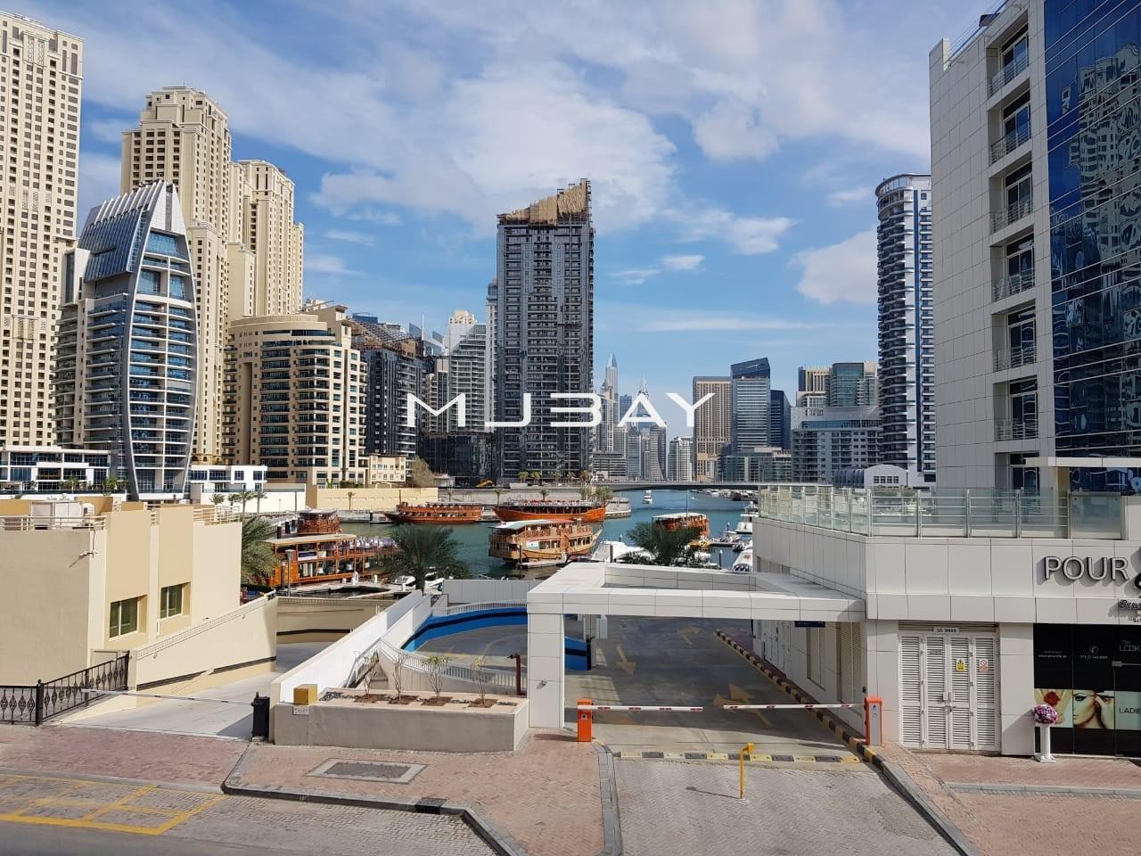 Furnished Studio | Marina View | Balcony